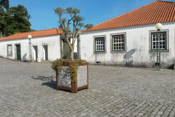 Monastery in Porto D'Ave